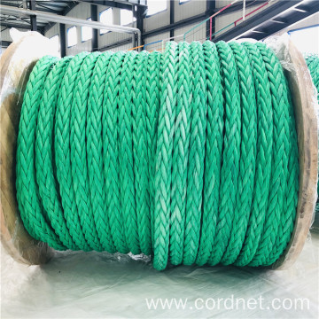 High quality UHMWPE rope for ships