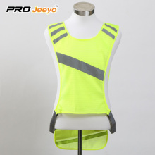 EL Sport Adjustable Reflective safety  Vest