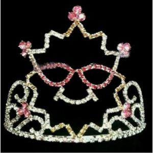 Easter Clown Funny Wholesale Rhinestone Crowns