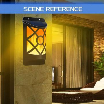 Solar Wall Lights LED Night Lights
