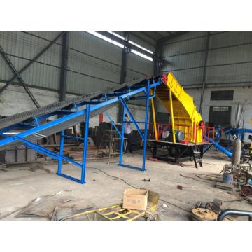 Metal Crusher For Recycling Industry
