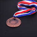 Factory wholesale metal medal for ports