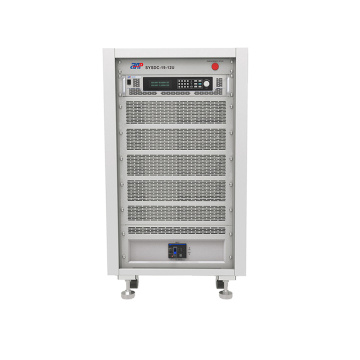 Remote control programmable dc power cabinet