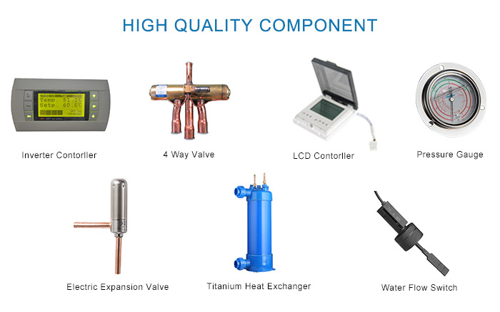 Popular Air Heat Pump Water Heater
