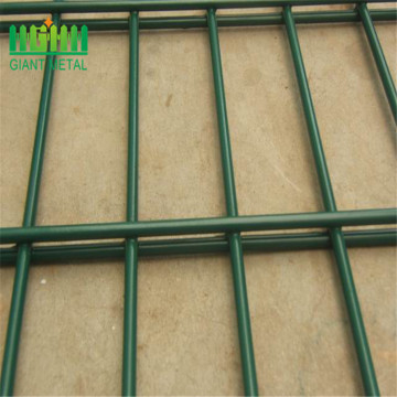 Double horizontal mesh for sport
