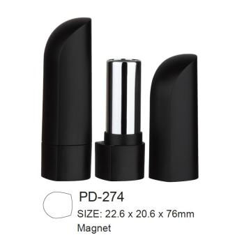 Magnet Plastic Cosmetic Lipstick Packaging