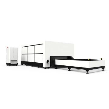 6000w Fiber Laser Cutting Machine for Steel Plate