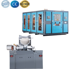 Efficiency electric aluminum melting can furnace