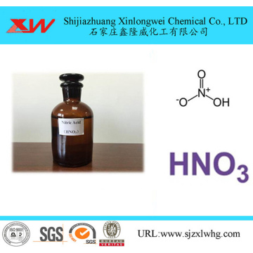Nitric Acid Used in Gold Cleaning