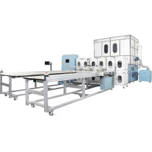 China for Quilt Folding Machine Automatic Bedding Making Machinery supply to Seychelles Factories
