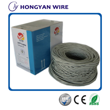 UTP  Category 5e Cat5e lan cable for computer