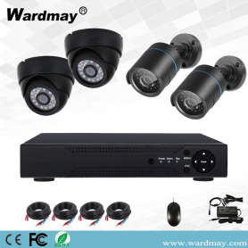 CCTV 4chs 5.0MP Security DVR Systems