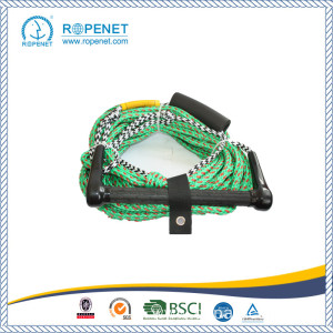 factory customized for Water Skiing Rope Colorful PE Ski Rope With Good Quality supply to Lebanon Factory