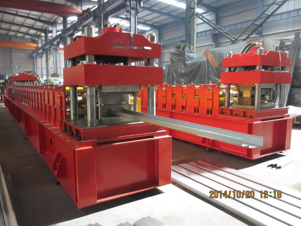 Steel Door Frame Profile Machine With Best Quality