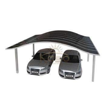 Material Carport Garage Stacker Car Sun Shade