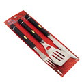 3pcs bbq accessories tools set for party