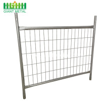 Factory Price Galvanized Temporary Fence For Sale