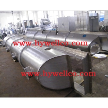 Line Vibration Fluid Bed Dryer