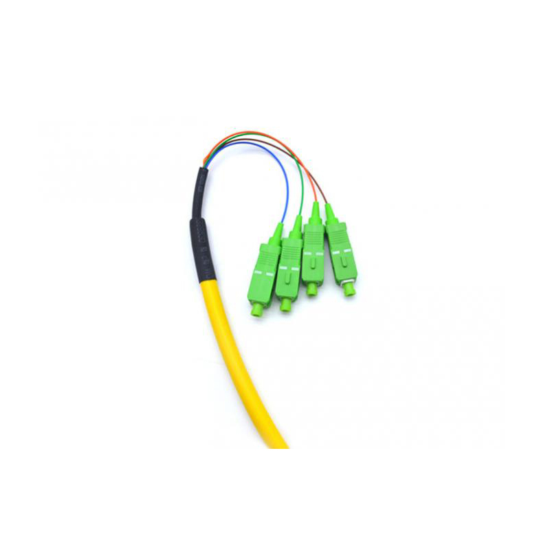 Fiber Optic Sc Apc Patch Cord