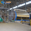 City Waste Garage Pyrolysis Plant Life Waste Disposal Plant