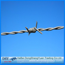 High Tensile Galvanized Barbed Iron Wire