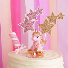 Flying Horse Candle Creative Birthday Candles