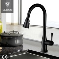 Swivel Single Handle Kitchen Faucet Tap With Sprayer