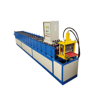 Decorative Metal Sheet Wall Panel Roll Forming Machine