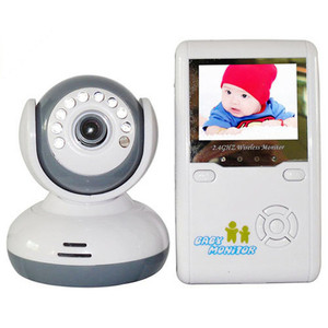 Cheap Multi-language Wireless Video Audio Baby Monitor