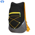 Trend fashion outdoor folding Nylon Double knapsack