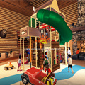 Farm Indoor Themed Playground For Kids