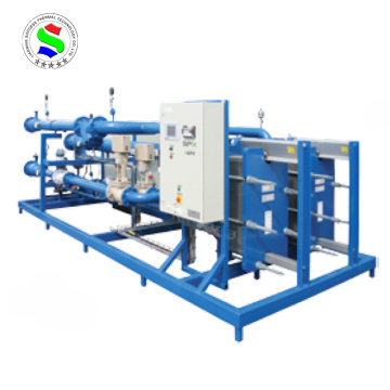 M15B plate heat exchanger condensing unit