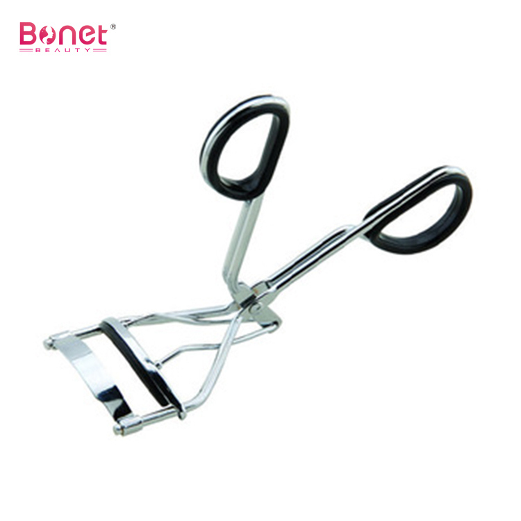 FDA certificated Chrome Plating Kingly tweezers eyelash curler