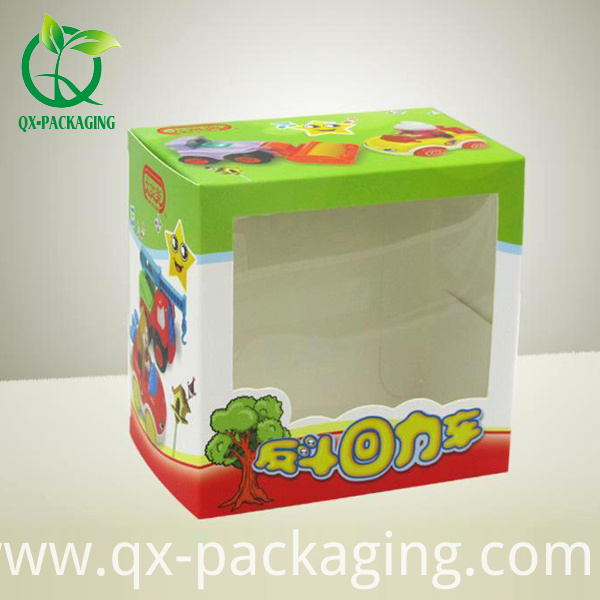 paper toy packaging