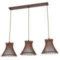Fashion desig vintage modern wood Pendant Lighting