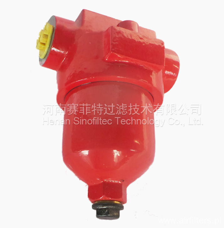 GU-H With Check Valve Pressure Filter