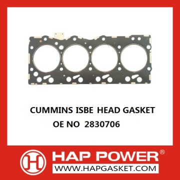 Factory making for Cummins Head Gasket Isbe 2830706 Head Gasket export to Malaysia Importers