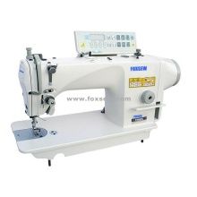 Direct Drive Computerized Single Needle Lockstitch Sewing Machine