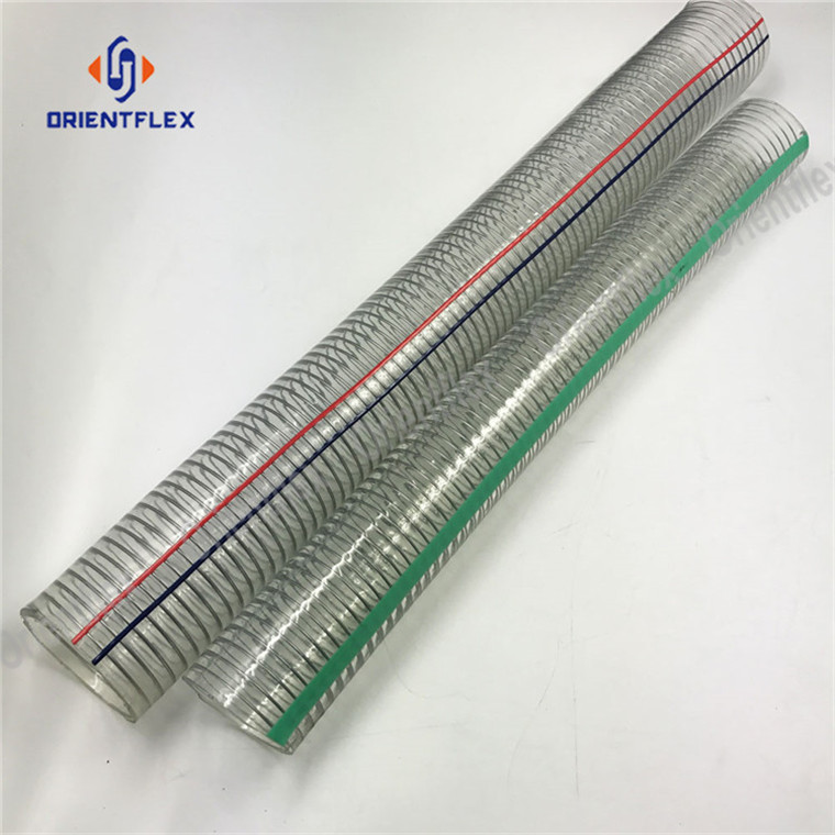 Pvc Steel Wire Hose 8
