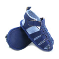 Wholesale Quality Soft PU Leather Baby Sandals