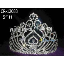 Crystal Pageant Crowns For Adult