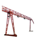 Warehouse 5T Single Beam Gantry Crane Factory Price