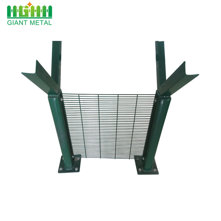 358 High Security Fence Welded Wire Mesh Fence
