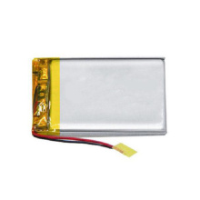 Rechargeable lipo cell 853046 1200mah Li-polymer battery
