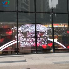 PH3.08-7.81 indoor advertising transparent led display
