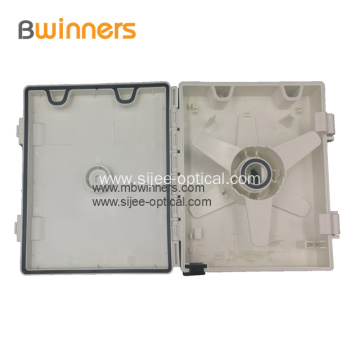 1 Port Water-proof Fiber Optic Intdoor Demarcation Box