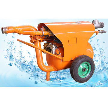 Effieiency Portable Submersible Water Dredging Sand Pump