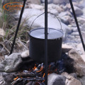 6.5L Outdoor Aluminum Camping Pot For Outdoor Picnic