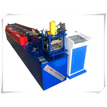 Best Galvanized steel shutter door roll forming machine