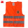 Hi-vis children reflective vest